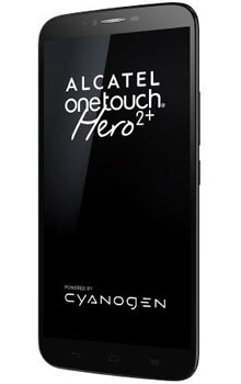 Image of Alcatel Mobile One Touch Hero 2 Plus Mobile