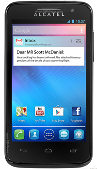 Image of Alcatel Mobile One Touch MPop Mobile