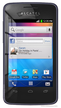 Image of Alcatel Mobile One Touch TPop Mobile