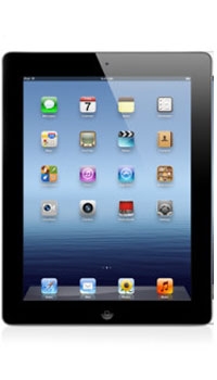 Image of Apple i Pad 3 WiFi Plus 4G Mobile