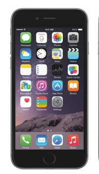 Image of Apple i Phone 6 Plus Mobile