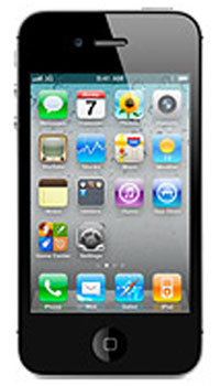 Image of Apple i iPhone 4 CDMA Mobile
