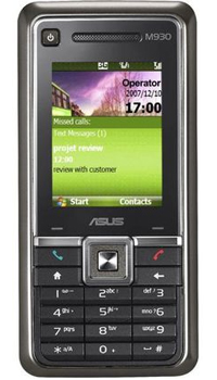 Image of Asus Mobile M930 Mobile