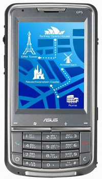 Image of Asus Mobile P526 Mobile