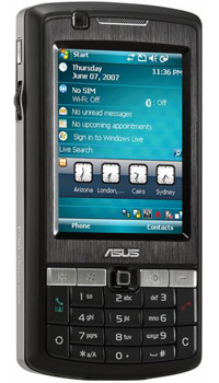 Image of Asus Mobile P750 Mobile