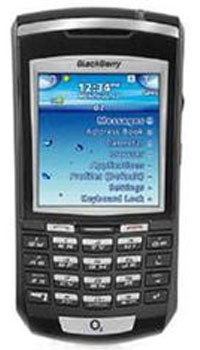 Image of BlackBerry 7100x Mobile