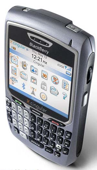 Image of BlackBerry 8700c Mobile