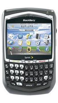 Image of BlackBerry 8703e Mobile
