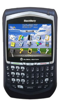 Image of BlackBerry 8707h Mobile