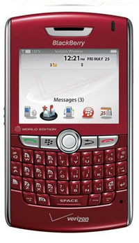 Image of BlackBerry 8830 Mobile