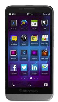 Image of BlackBerry A10 Mobile