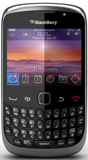 Image of BlackBerry Curve 3G 9300 Mobile