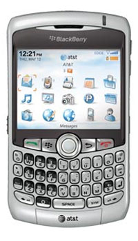 Image of BlackBerry Curve 8300 Mobile