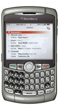 Image of BlackBerry Curve 8310 Mobile