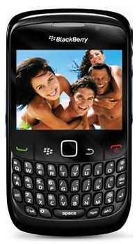 Image of BlackBerry Curve 8500 Mobile