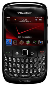 Image of BlackBerry Curve 8530 Mobile