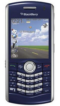 Image of BlackBerry Pearl 8110 Mobile