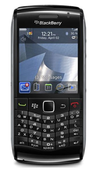 Image of BlackBerry Pearl 9100 Mobile