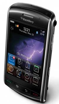 Image of BlackBerry Storm3 Mobile