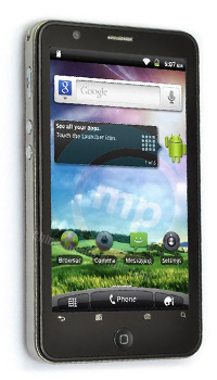 Image of China Mobiles A8300 Mobile