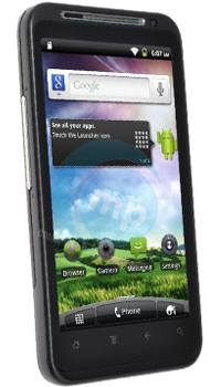 Image of China Mobiles H4300 Mobile