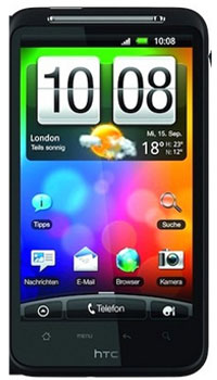 Image of HTC Desire HD Mobile