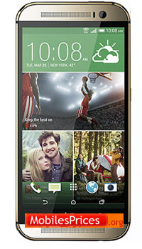 Image of HTC One 2014 Mobile