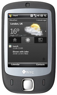 Image of HTC Touch Mobile