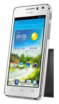Image of Huawei Ascend G600 Mobile