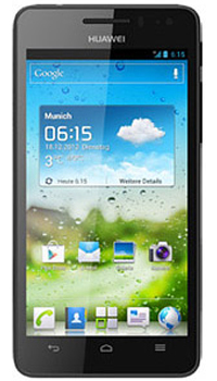 Image of Huawei Ascend G615 Mobile