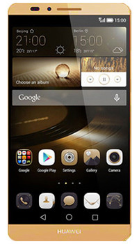 Image of Huawei Ascend Mate 7 Gold Mobile