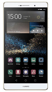 Image of Huawei P8max Mobile