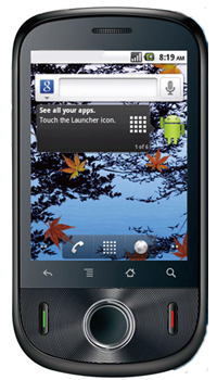 Image of Huawei U8150 IDEOS Mobile