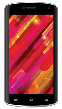 Image of Intex Mobile Cloud Glory 4G Mobile