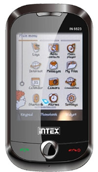 Image of Intex Mobile IN 6623 Mobile