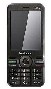 Image of Karbonn KC750 Mobile