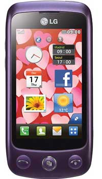 Image of LG GS500 Cookie Plus Mobile