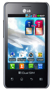 Image of LG Optimus L3 E405 Mobile