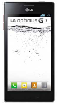 Image of LG Optimus GJ E975W Mobile