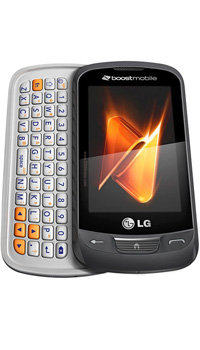 Image of LG Rumor Reflex Mobile