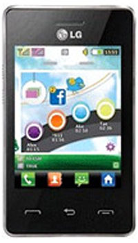 Image of LG T375 Cookie Smart Mobile