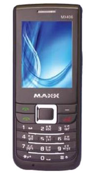 Image of Maxx Mobile MX406 Mobile