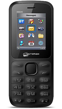 Image of Micromax Joy X1800 Mobile