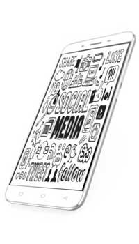 Image of Micromax Q391 Canvas Doodle 4 Mobile