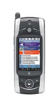Image of Motorola A925 Mobile
