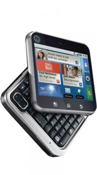 Image of Motorola FlipOut Mobile