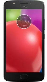 Image of Motorola Moto E5 Plus Mobile