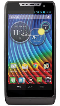 Image of Motorola RAZR D3 Mobile