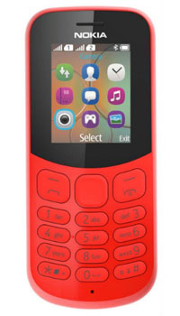 Image of Nokia 130 (2017) Mobile