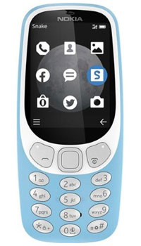 Image of Nokia 3310 3G Mobile
